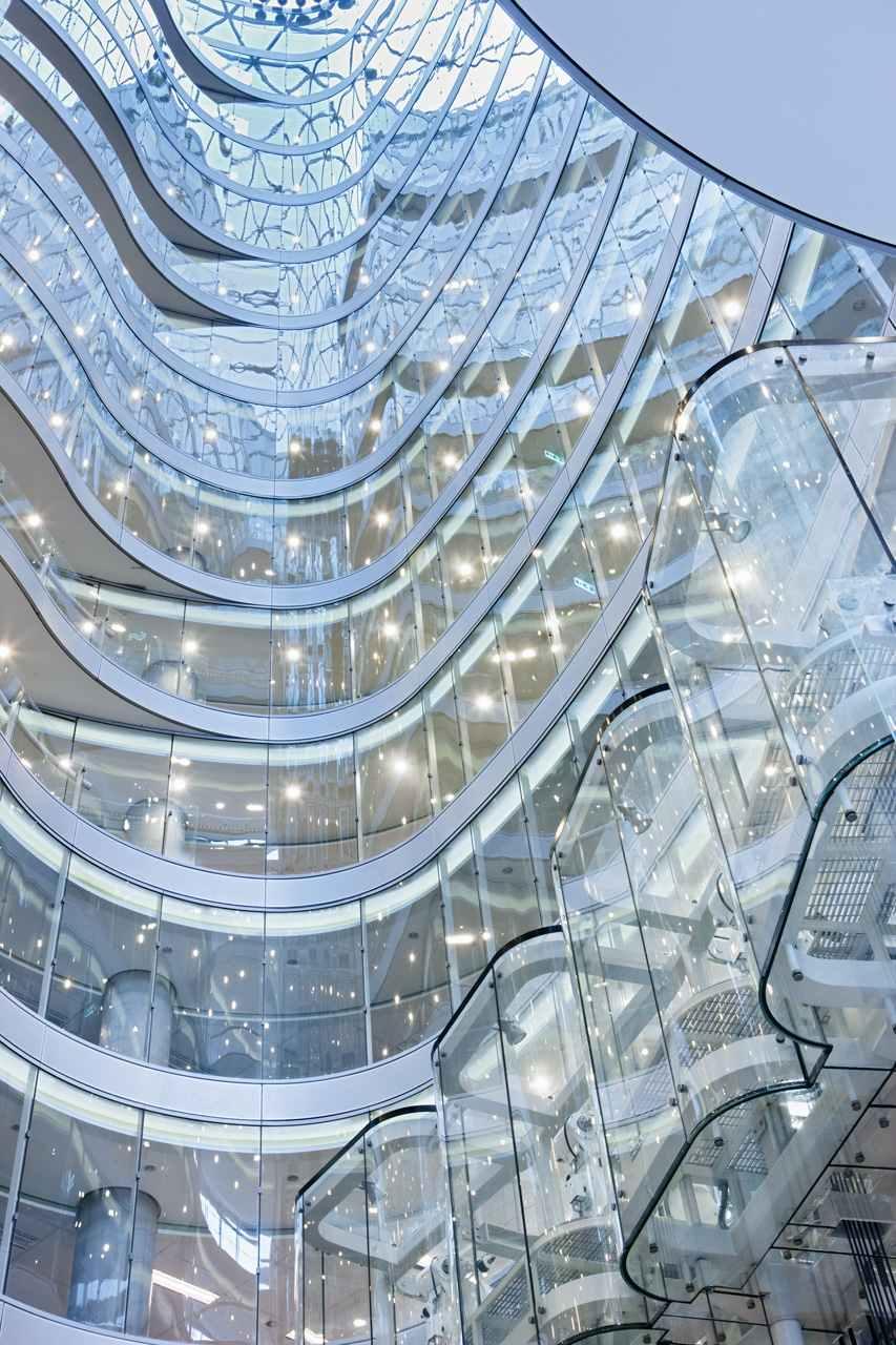 Design australia s greenest skyscraper has a highly for Architecture firms in australia