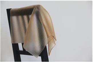 Kirstie Rae, Knowing II (detail), 2012. Glass and chair. courtesy: the artist