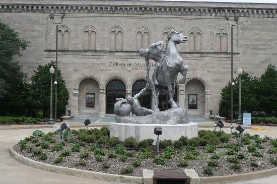 Chrysler museum norfolk va jobs